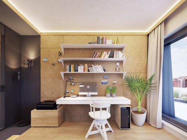home office design interiors 51 Modern Home Office Design Ideas For Inspiration