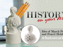 Product Of The Week: Ides of March Pen and Pencil Holder