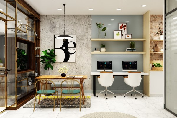 small home office interior design ideas 51 Modern Home Office Design Ideas For Inspiration