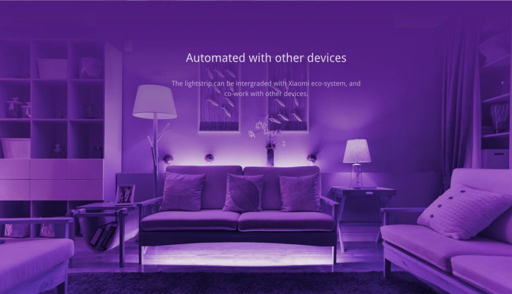Product Of The Week: Smart LED Light Strips For Mood