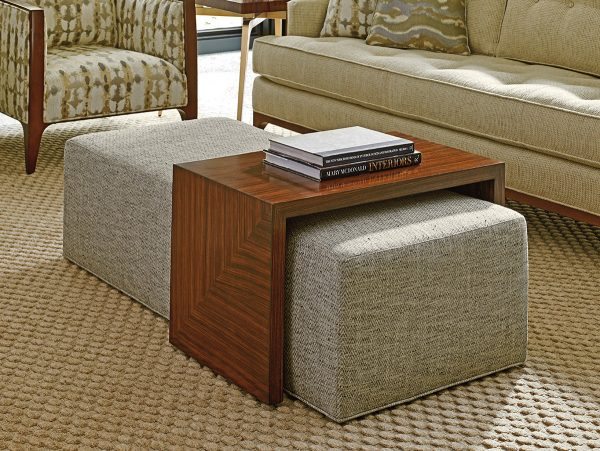 30 Beautiful Ottoman Coffee Tables To Maximise Your Lounge