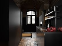 Modern Dark Interior Design images 26
