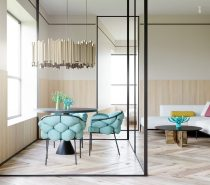 Blue-dining-chairs-210x185 Home Of Surreal Interiors & Modern Empire Style Upholstery in Victoria