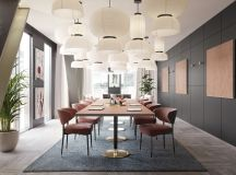 33 Black Dining Rooms That Your Dinner Guests Will Adore images 13