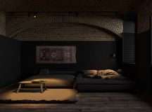 Modern Dark Interior Design images 21
