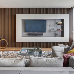 Wood Wall Living Room Paint Ideas Dulux 50 To Decorate The You Hang Your Tv On