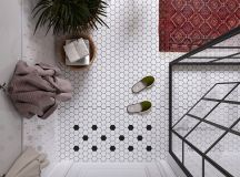 Earthy Eclectic Scandinavian Style Interior images 26