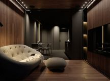 Dark Decor For A Night Owl images 1