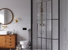Earthy Eclectic Scandinavian Style Interior images 22
