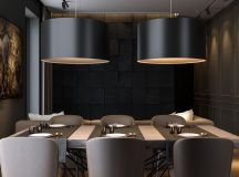 Modern Dark Interior Design images 6