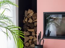 Scandinavian Style Interior With Pink And Blue Accents images 4