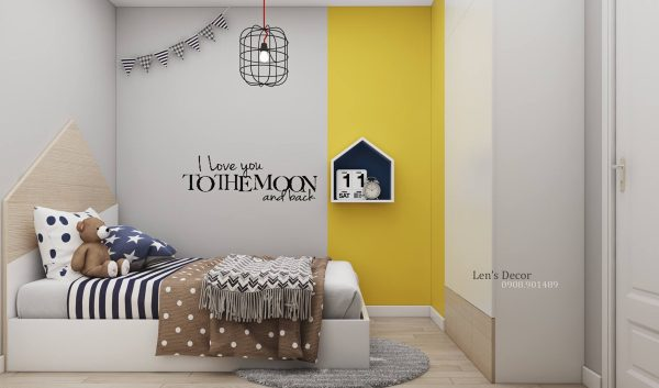 Yellow Kids\' Rooms: How To Use And Combine Bright Decor – PushUP24