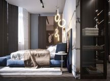 Modern Dark Interior Design images 14