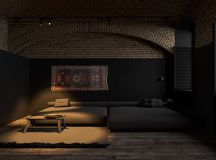 Modern Dark Interior Design images 20