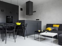 33 Black Dining Rooms That Your Dinner Guests Will Adore images 18