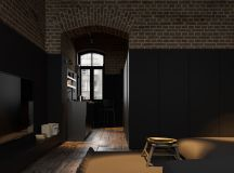 Modern Dark Interior Design images 23