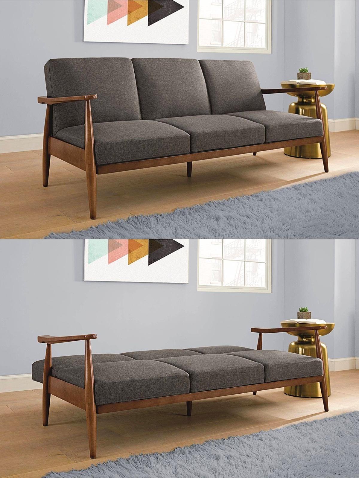 berwick mid century sleeper sofa macy s italsofa sectional 30 modern sofas that make your lounge look the era
