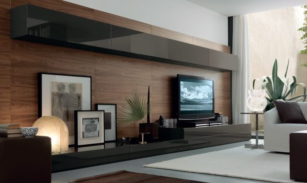 50 Ideas To Decorate The Wall You Hang Your TV – Free