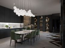 Modern Dark Interior Design images 11