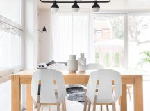 Scandinavian Style Interior With Pink And Blue Accents images 8