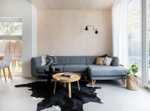 Scandinavian Style Interior With Pink And Blue Accents images 0