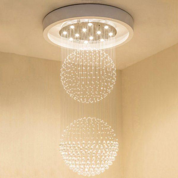 Chrome Led Ceiling Lights