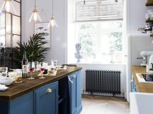 Earthy Eclectic Scandinavian Style Interior images 13