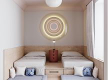 Using Muted Colours and Shapes As Scandi Style Decor images 19