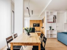 4 Bright & Cheerful Interiors That Use White & Wood To Good Effect images 19