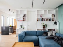 4 Bright & Cheerful Interiors That Use White & Wood To Good Effect images 16