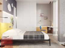 Using Muted Colours and Shapes As Scandi Style Decor images 3