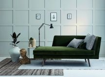 30 Gorgeous Green Living Rooms And Tips For Accessorizing Them images 11