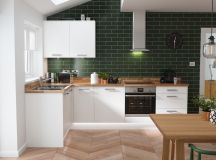 33 Gorgeous Green Kitchens And Ways To Accessorize Them images 8