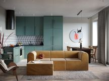Using Muted Colours and Shapes As Scandi Style Decor images 23