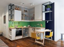 50 Splendid Small Kitchens And Ideas You Can Use From Them images 39