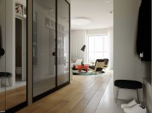 4 Bright & Cheerful Interiors That Use White & Wood To Good Effect images 12