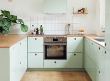 50 Splendid Small Kitchens And Ideas You Can Use From Them images 37