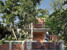 A Colour Rich Indian Home With Concrete Architecture And Interiors images 0
