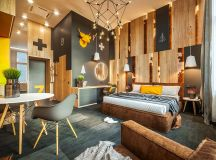 Designing City Themed Bedrooms: Inspiration From 3 Hotel Suites images 14
