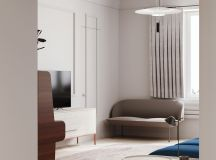 Using Muted Colours and Shapes As Scandi Style Decor images 15