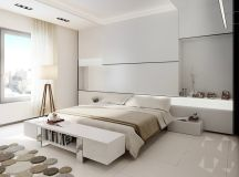 All-White Interior Design: Tips With Example Images To Help You Get It Right images 23