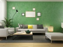 30 Gorgeous Green Living Rooms And Tips For Accessorizing Them images 10