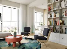 4 Bright & Cheerful Interiors That Use White & Wood To Good Effect images 11