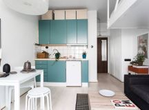 50 Splendid Small Kitchens And Ideas You Can Use From Them images 45