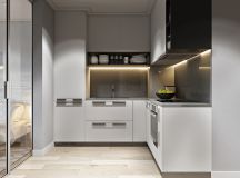 50 Splendid Small Kitchens And Ideas You Can Use From Them images 20