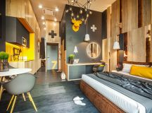 Designing City Themed Bedrooms: Inspiration From 3 Hotel Suites images 13