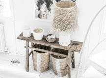 One Home's Transition To Tribal Decor images 5