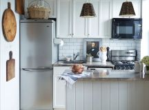 50 Splendid Small Kitchens And Ideas You Can Use From Them images 8