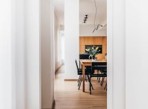 4 Bright & Cheerful Interiors That Use White & Wood To Good Effect images 21