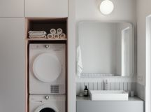 36 Modern Grey & White Bathrooms That Relax Mind Body & Soul images 6